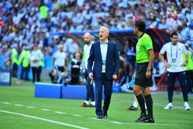 德尚:批评一直存在,但我为球员在困境里的努力感到满意