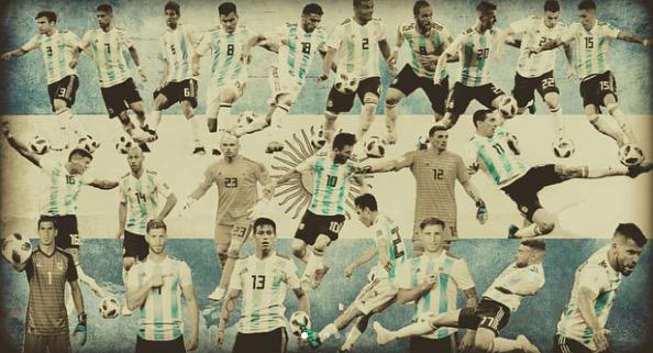 阿根廷后卫:虽然没有实现目标,但我们战斗到了最后