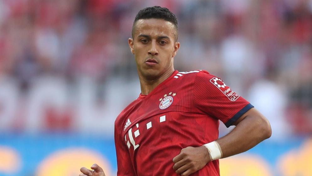 蒂亚戈:我在拜仁很开心,英超也是我关注的联赛