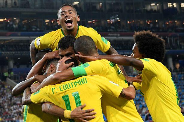 卡洛斯:现在谈巴西夺冠太早,淘汰赛总是很难