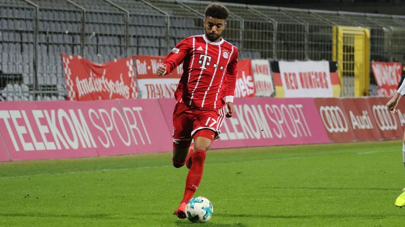 官方:拜仁青年队小将蒂尔曼租借加盟纽伦堡