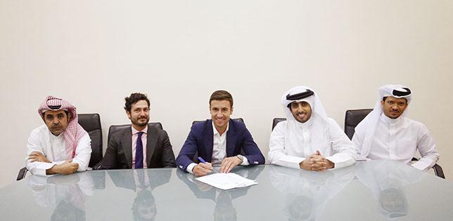 官方:阿尔萨德签下马竞队长加比