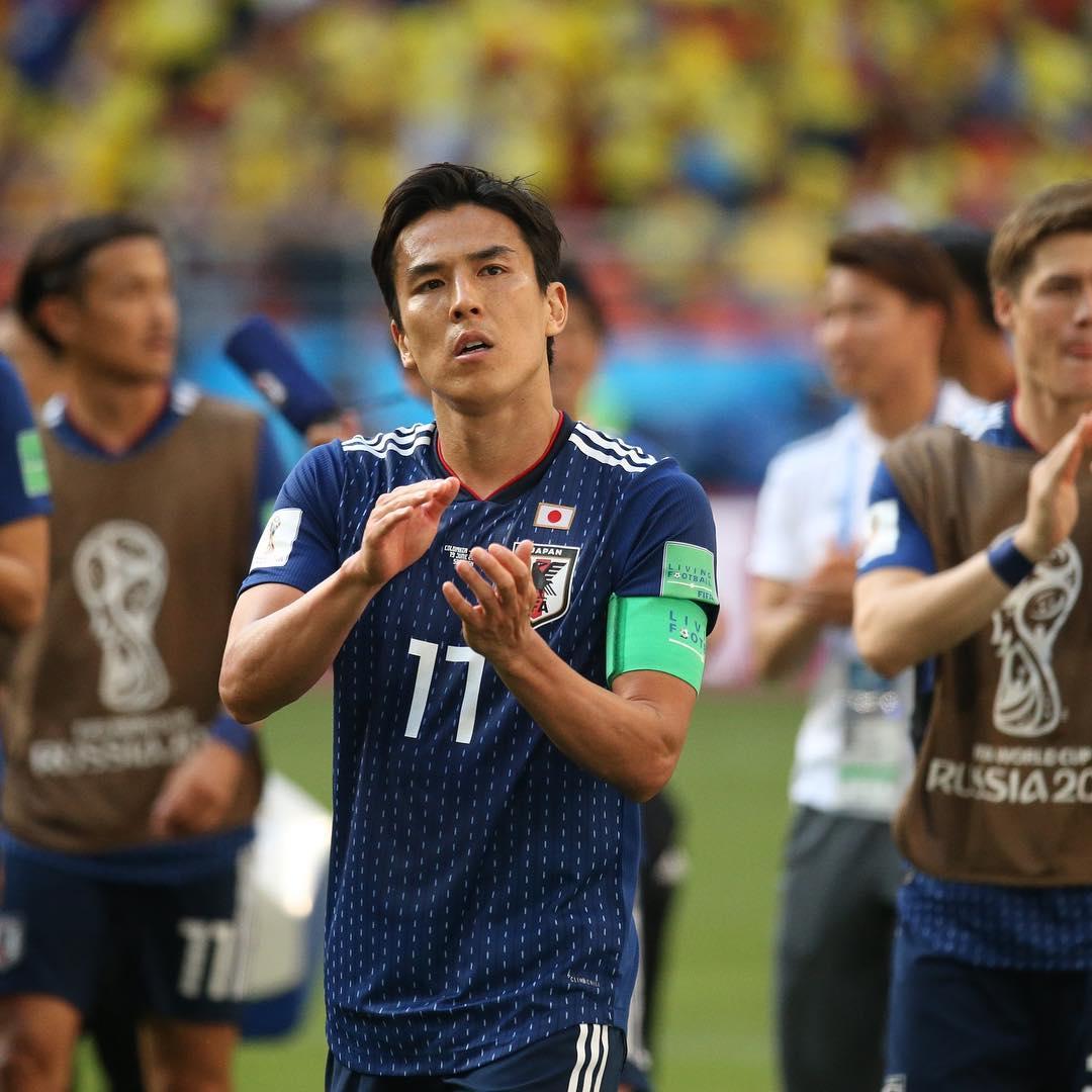 再见诚队!长谷部诚宣布退出国家队,发长文感谢球迷支持