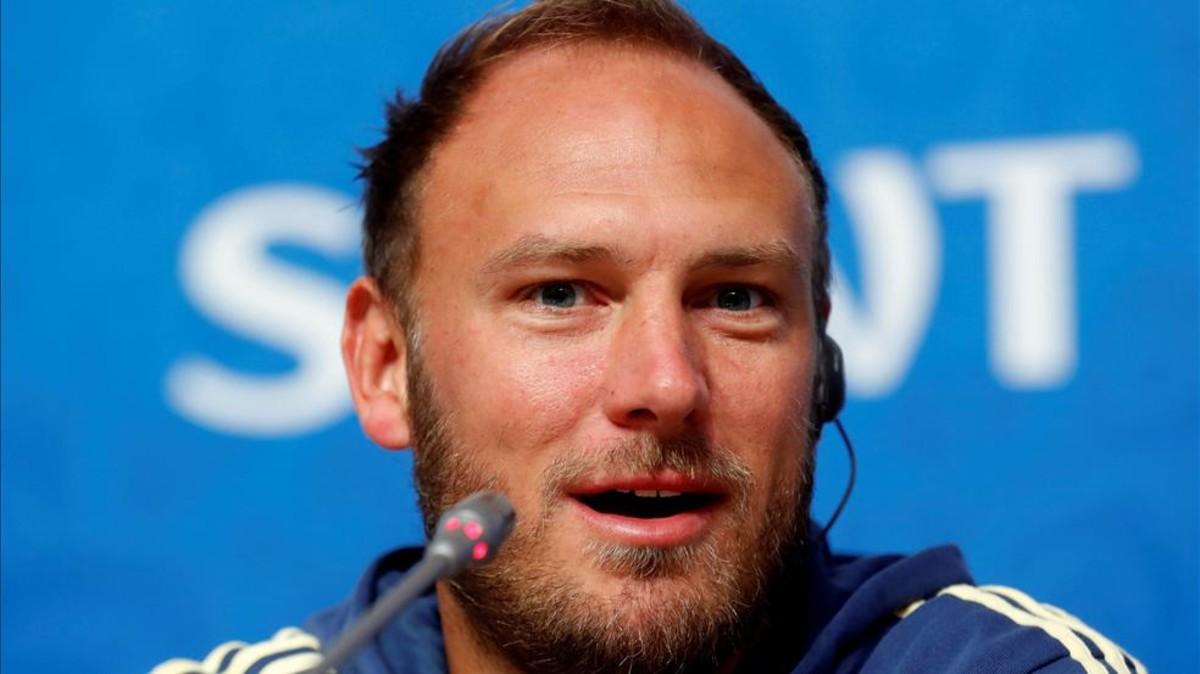 瑞典队长:虽然我们失去了伊布,但球队向前迈出了一步