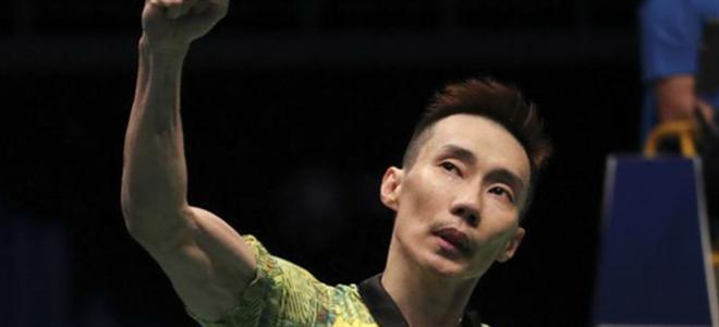 李宗伟:若保持状态会考虑冲击奥运会