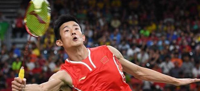 印尼公开赛谌龙首轮憾负莱维德斯