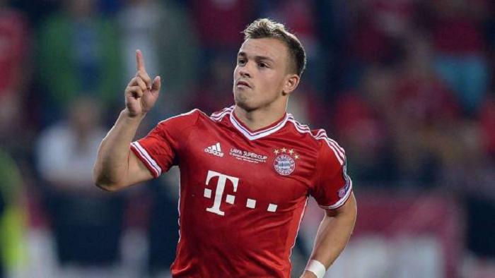 19名瑞士球员有德甲背景!沙奇里:原本期待和德国比赛