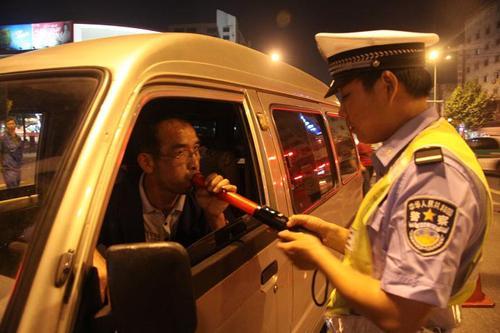 北京昌平交警严查酒驾,世界杯期间192名司机落网