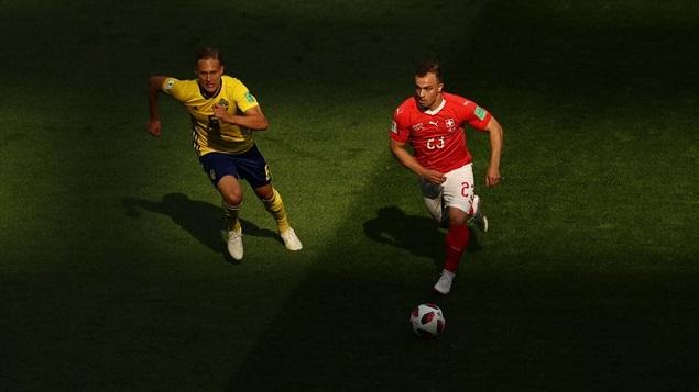 半场:双方破门乏术,瑞典0-0瑞士