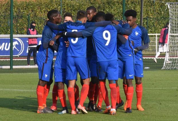 官方:法国U19国家队将与中国U19进行2场热身赛