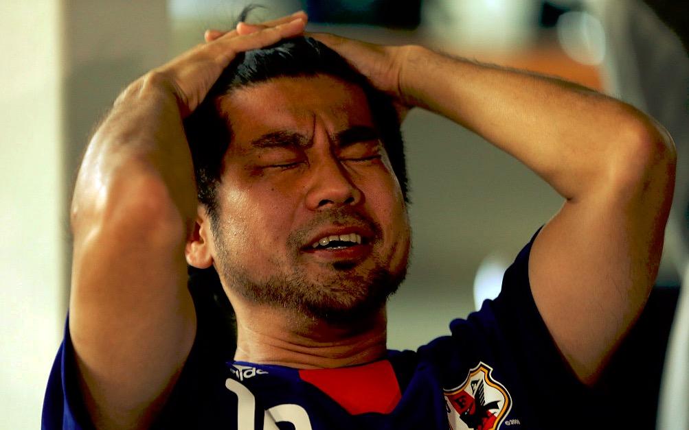 GIF:最后时刻惊心动魄,维特塞尔本田圭佑险绝杀比赛