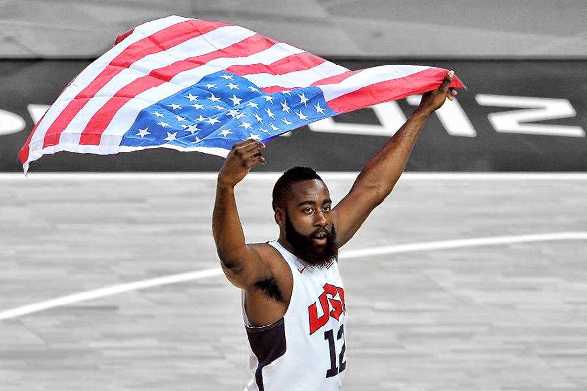 NBA各支球队官方发布照片庆祝美国独立日