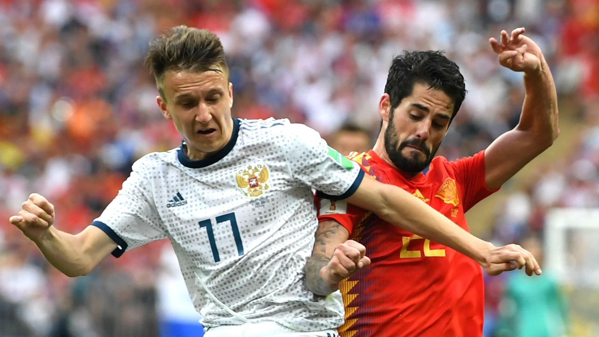 戈洛温母亲确认切尔西已开始谈判,或世界杯后完成转会
