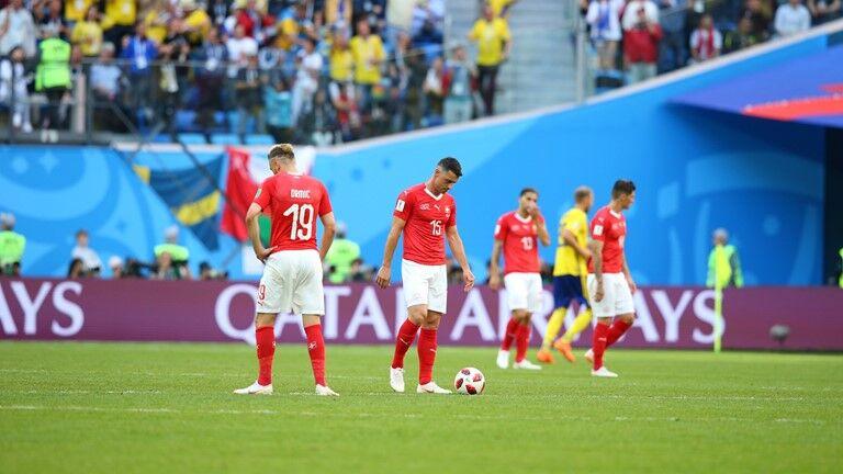 80年难求一胜,瑞士1954年起大赛淘汰赛全败