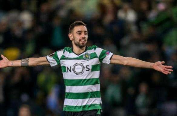 天空体育:三强争购葡萄牙体育中场布鲁诺-费尔南德斯