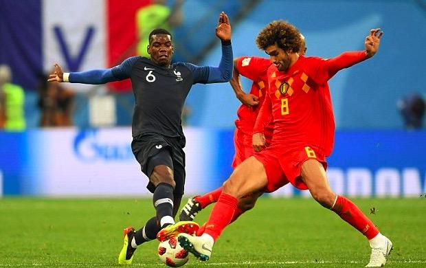 阿兰-希勒:博格巴在法国踢得很自由,在曼联怕犯错