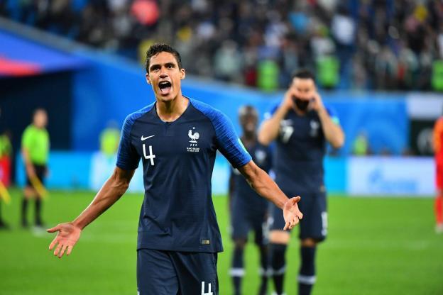 瓦拉内:半决赛是我在国家队的最好比赛;德尚让法国队充满活力