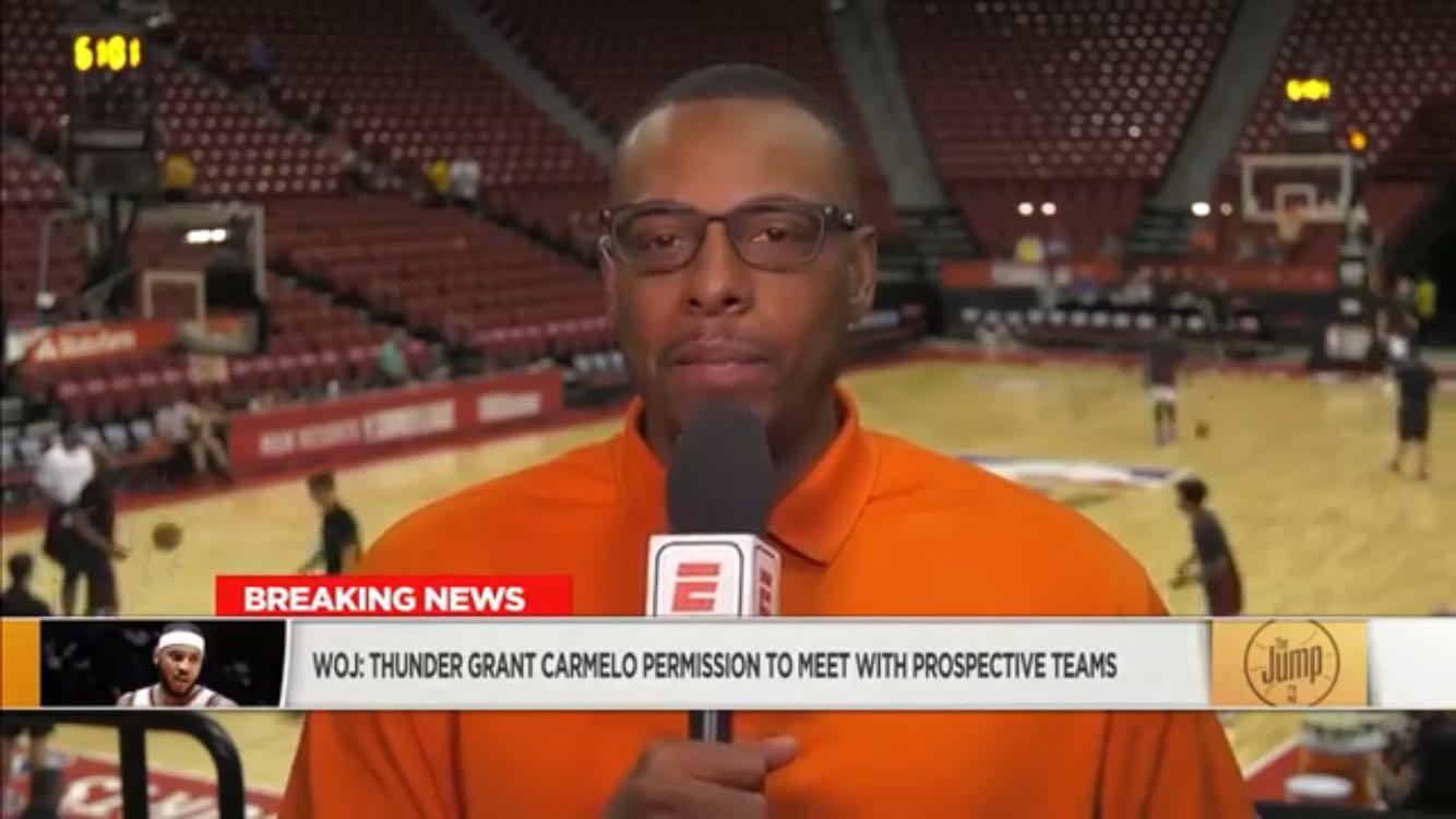 皮尔斯:我相信休斯顿是安东尼最好的去处