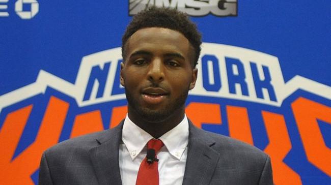 尼克斯总经理:米切尔-罗宾逊是NBA级别球员