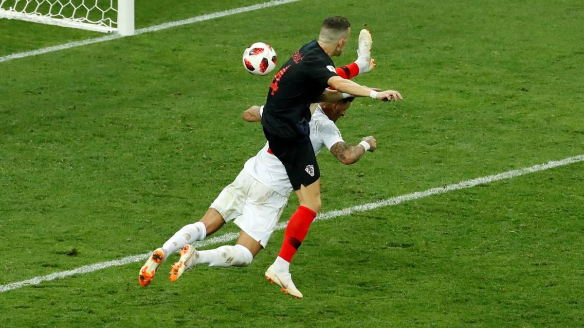 前西甲裁判:佩里西奇进球属于危险动作,应该取消