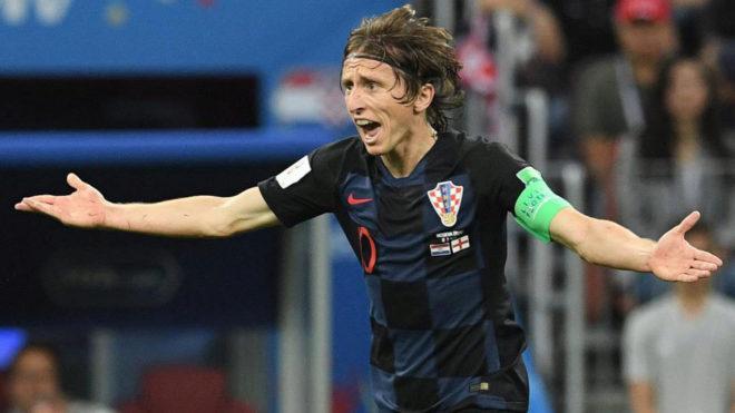 马卡报:莫德里奇配得上世界杯、金球和其余一切奖项