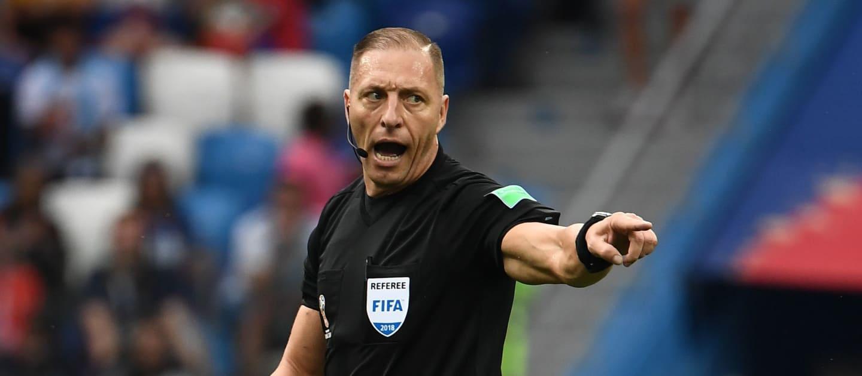 官方:阿根廷主裁皮塔纳将吹罚世界杯决赛