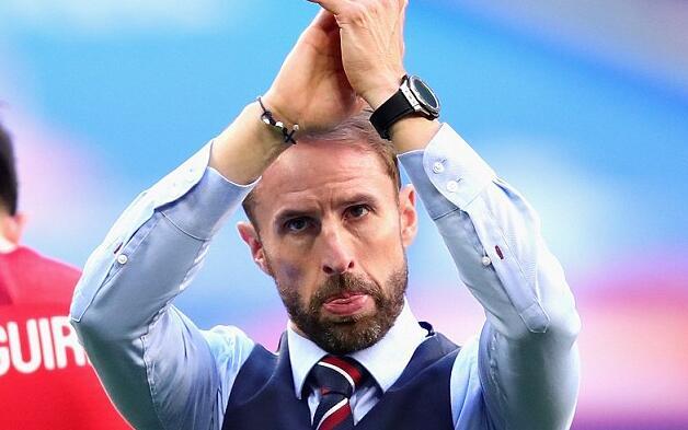 索斯盖特:英格兰的表现超出了预期