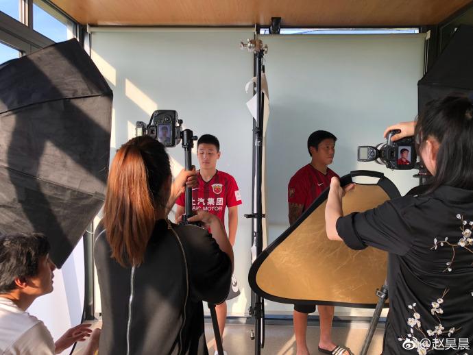 上港新闻官:EA近期来拍球员照片,FIFA19或有中超