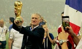德尚:新一代法国人拥有世界杯的幸福