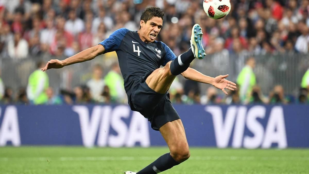 赛季出场时间创新高,皇马确认瓦拉内右膝无碍