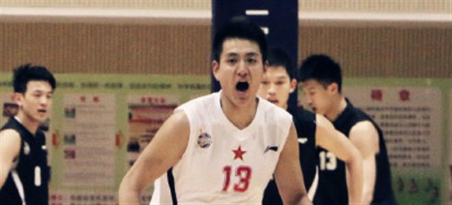 青岛第二十五顺位选中八一青年队史文龙