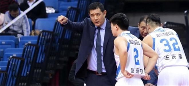 巩晓彬担任山东篮球总教练:沉淀一下,未来再出山