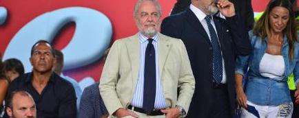 官方:市长宣布德劳伦蒂斯入主巴里俱乐部