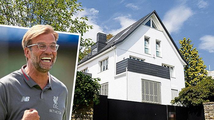 多特蒙德新援搬入豪宅,房东竟是克洛普