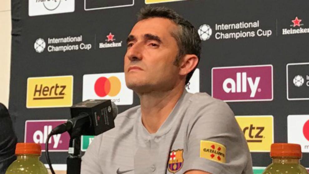 巴尔韦德:罗马球员经验丰富,输球是年轻人要交的学费