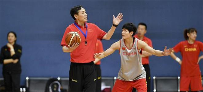许利民:女篮亚运会名单还未确定