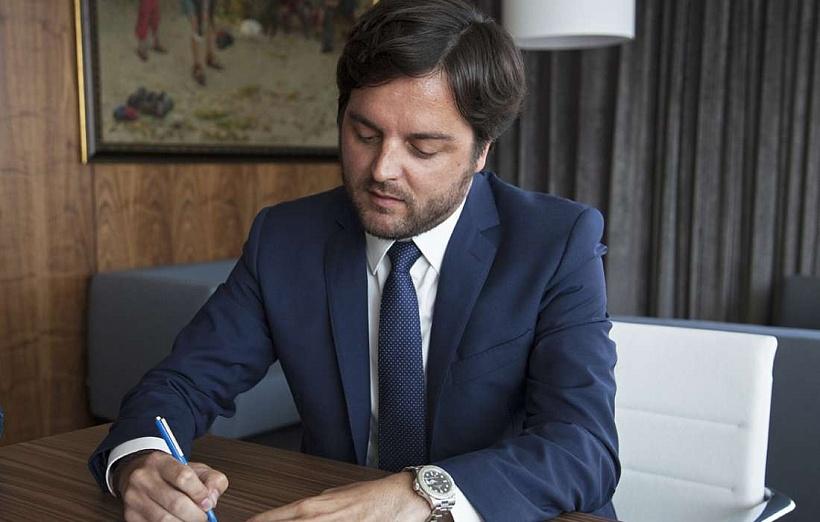 官方:前曼联首席球探里瓦尔塔将担任泽尼特体育总监