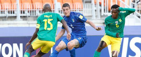 热那亚将先租后买签下尤文年轻前锋法维利