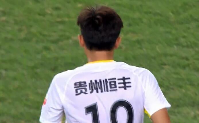 GIF:郑凯木爆射再下一城!重庆0-2贵州