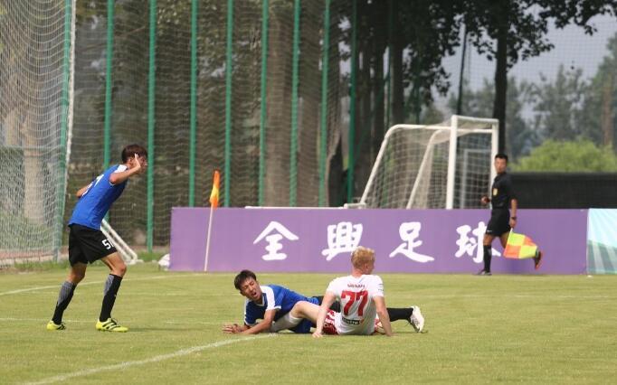 潍坊杯排位赛:一方1-6莫斯科,上港1-3法兰克福
