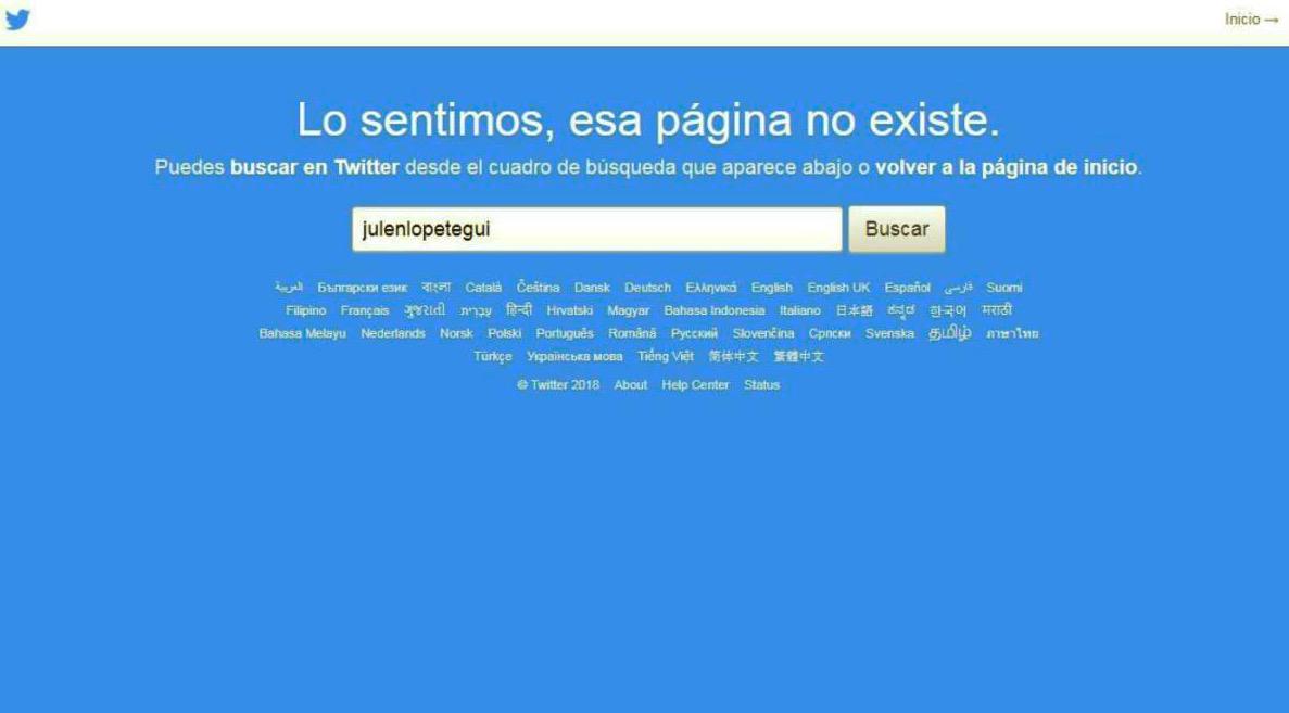 洛佩特吉删除推特账号,避免干扰专心备战