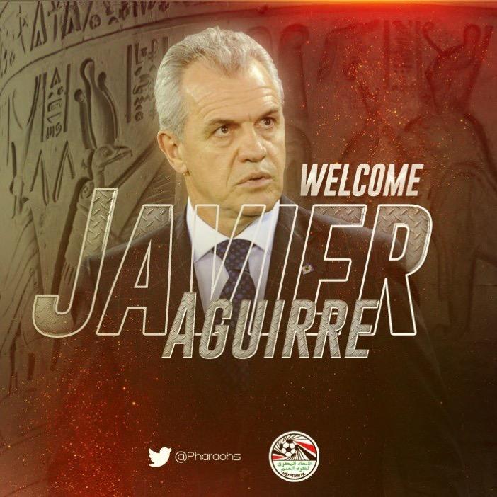 官方:埃及足协宣布阿吉雷将担任国家队主帅