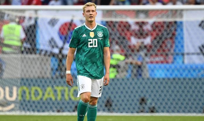 布兰特支持厄齐尔:不能把德国队的出局都归咎于他