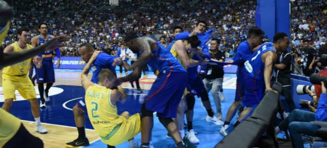 考虑到球迷情绪,菲律宾男篮撤销亚运退赛决定