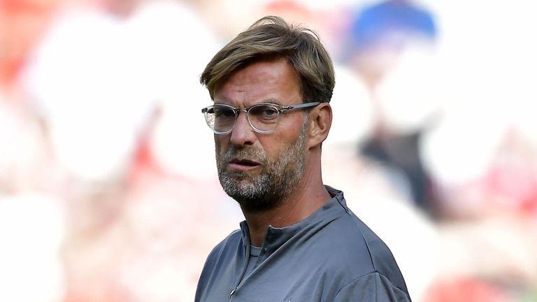 克洛普:新赛季开始前利物浦要尽快提升体能