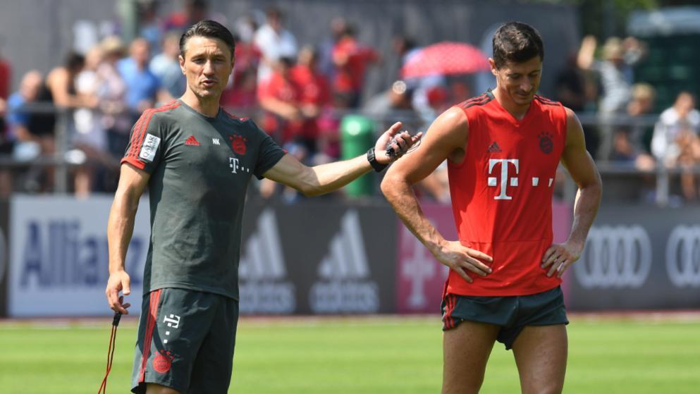 科瓦奇确认:莱万不会离队,拜仁不会购入雷比奇
