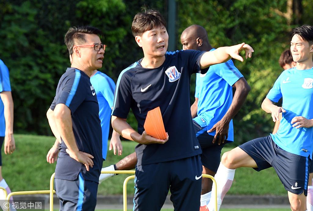 吴金贵:德比战不会放弃,会尽可能安排U23出场