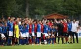 四人帽子戏法,拜仁友谊赛20-2大胜低级别球队