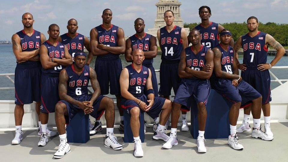 """十年前的今天:""""梦八队""""开始北京奥运会的征程"""