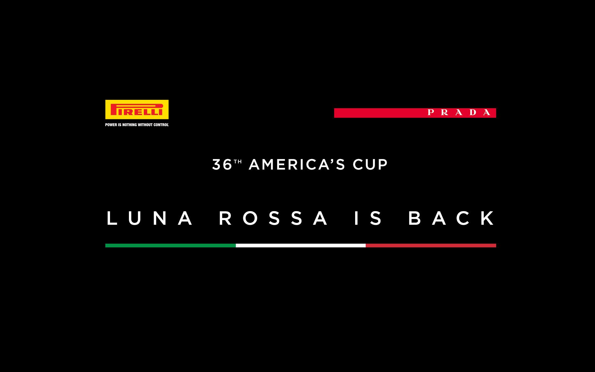 倍耐力夏息很忙,携手Luna Rossa挑衅美洲杯帆船赛